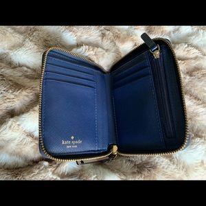 Kate Spade Laurel Way Berber Stripe Wallet